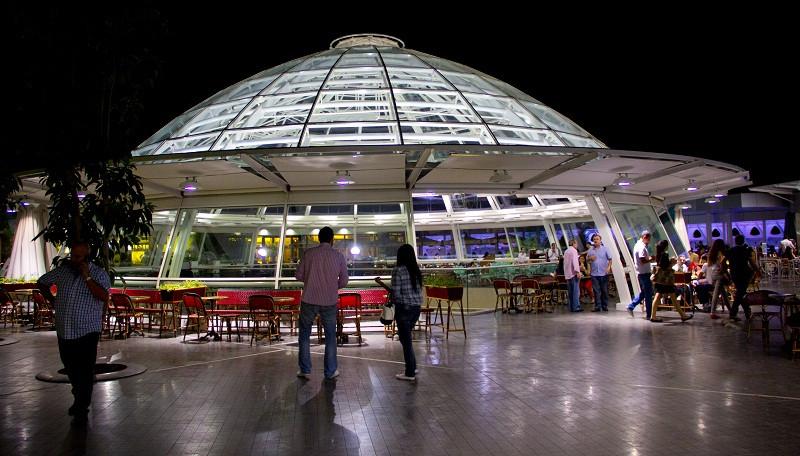 Glazed Dome - ABC Dbayeh Mall